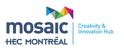 Mosaic HEC Montréal - Creativity & Innovation Hub