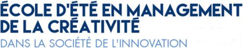 École d'été en management de la création dans la société de l'innovation Logo